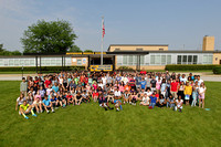 5/29 Jefferson 8th Grade Class Picture
