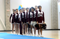 1/15 Central JV Cheer Competition