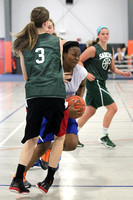 6/19/14 AAU Basketball - Centennial JV vs. STM