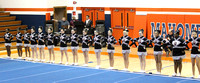 1/28 Cheer Sectionals
