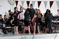 11/15 Girls Swimming Sectionals hosted by Central