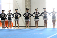 1/15 Central Varsity Cheer Competition