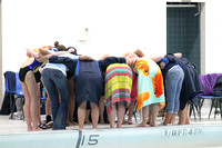 10/18 Central and Centennial Swimmers at Twin City Meet