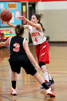 11/19 Edison vs. Chiddix Girls 7th and 8th Grade Basketball